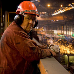 Work Wear for Steel Industry